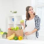 Maternité: ma silhouette et mon assiette changent