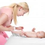 Diarrhée infantile: des solutions pour bébé