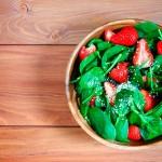 L'épinard, source d'éléments nutritifs