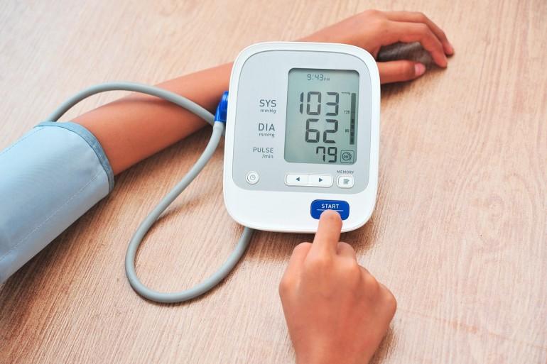 bloeddruk-tension-mesure-appareil