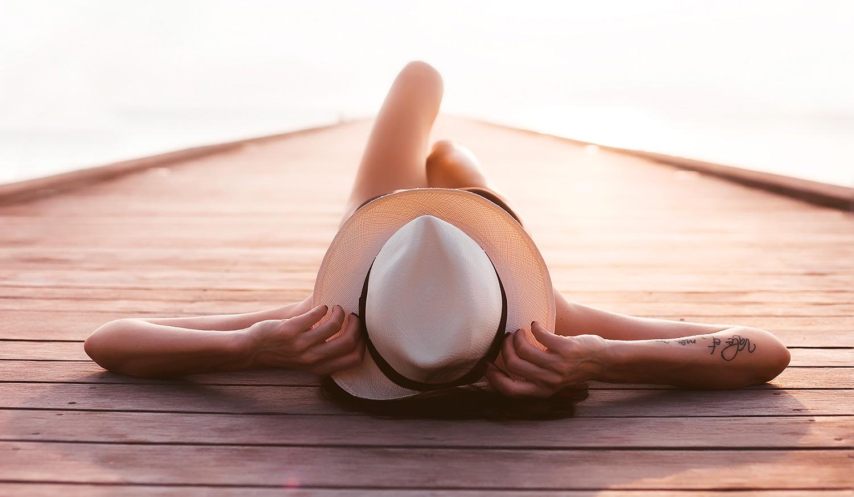 In vier stappen de perfecte bescherming voor de zon medi market blog - Doek voor de zon ...